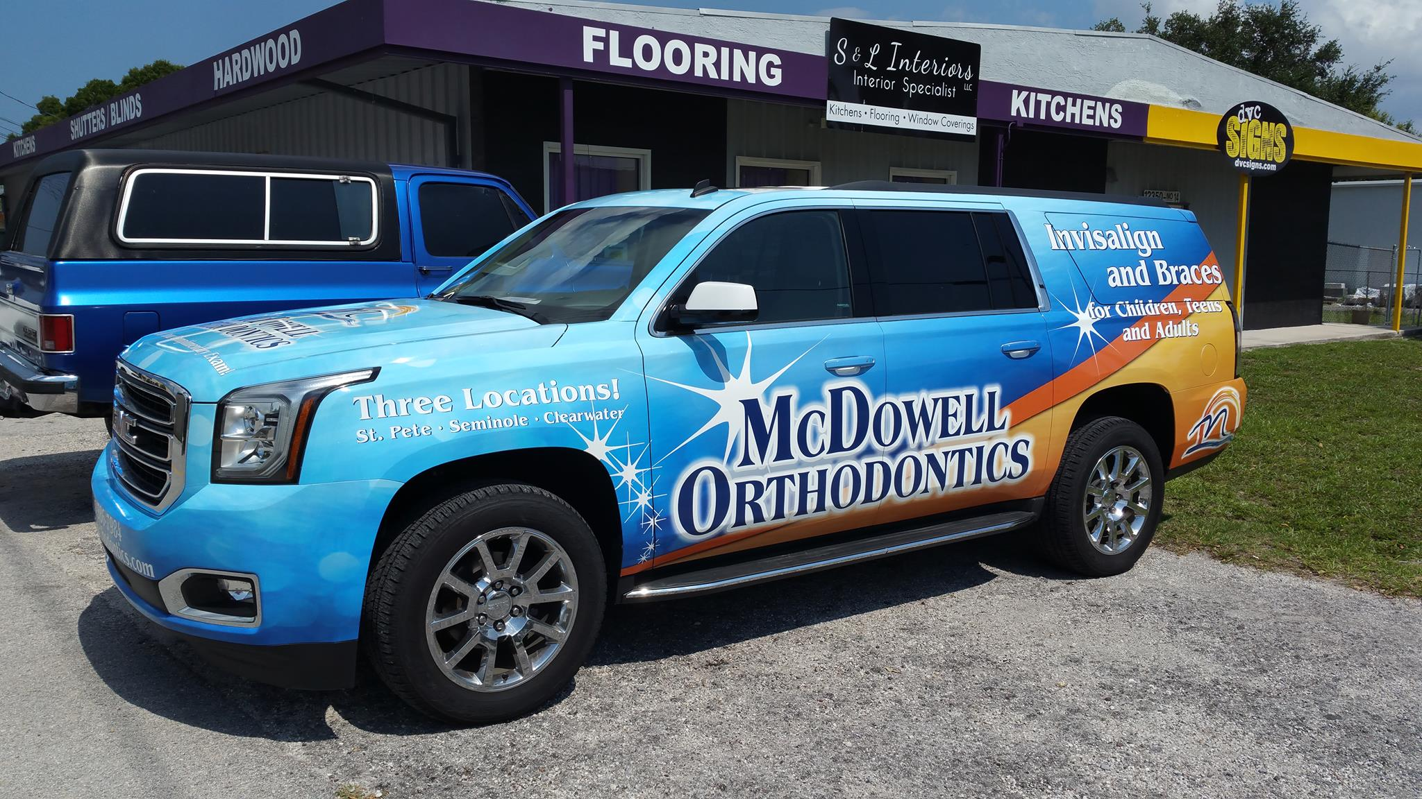 vinyl vehicle wraps st petersburg florida