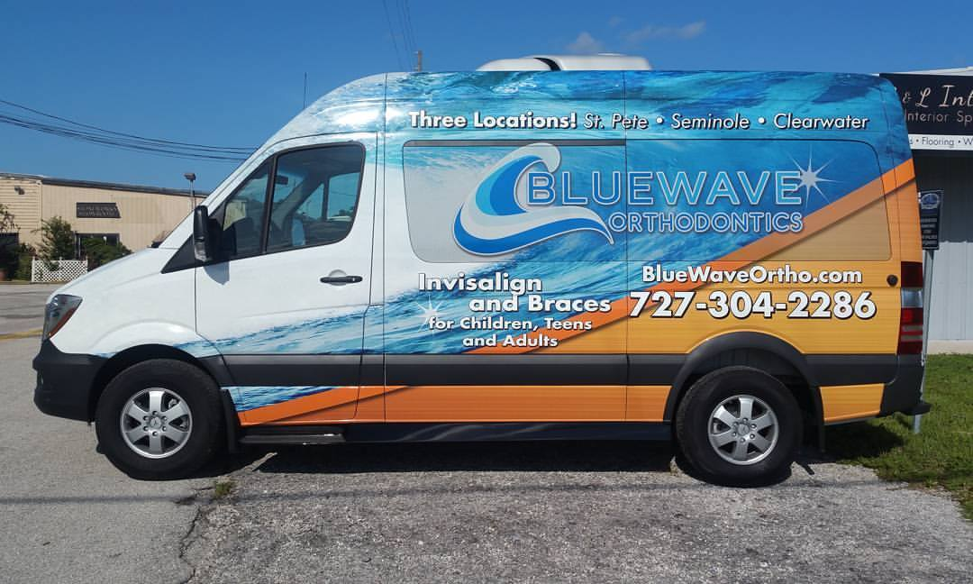 Vehicle Graphics, Wraps and Decals