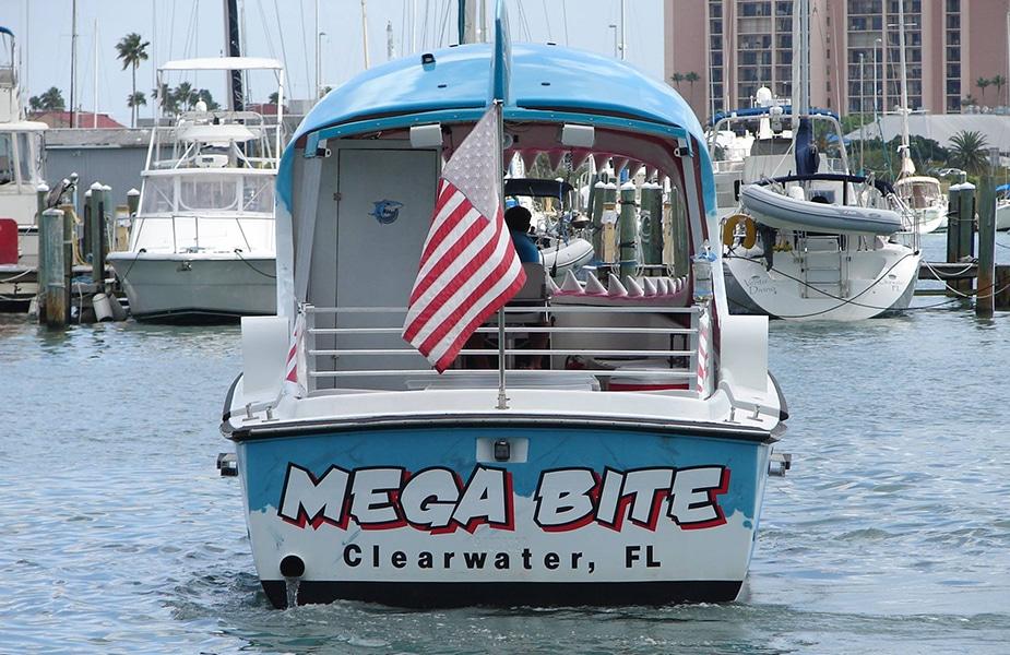 Marine/Boat Graphics & Signage