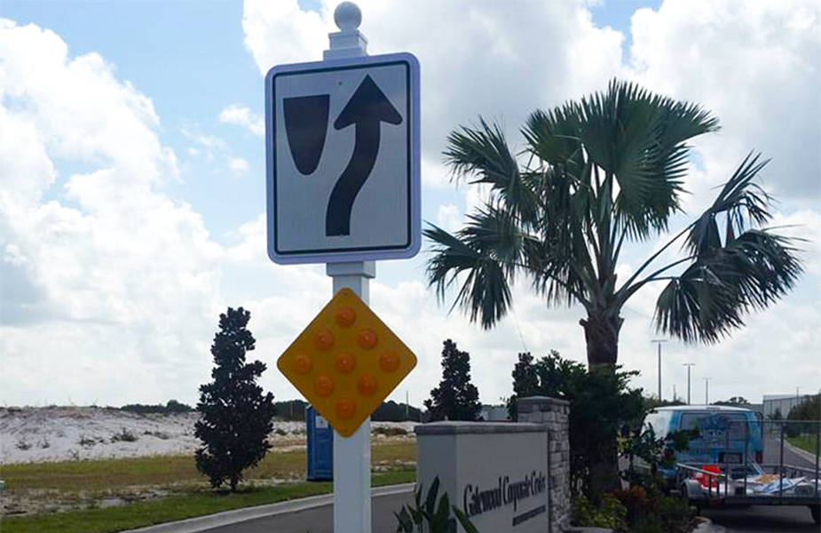 Traffic Control and Street Signage